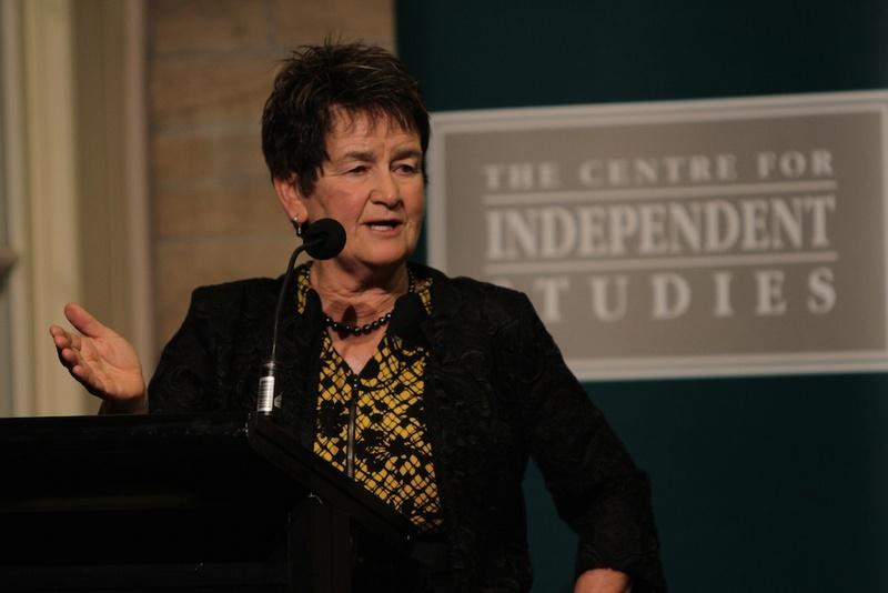 Ruth speaking at Consilium, 2014